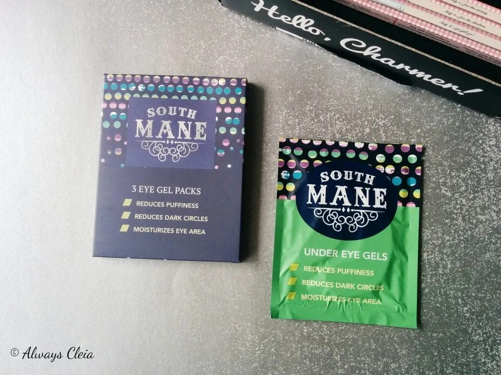 BoxyCharm March 2018 | South Mane Eye Gels