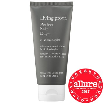 living proof in shower styler