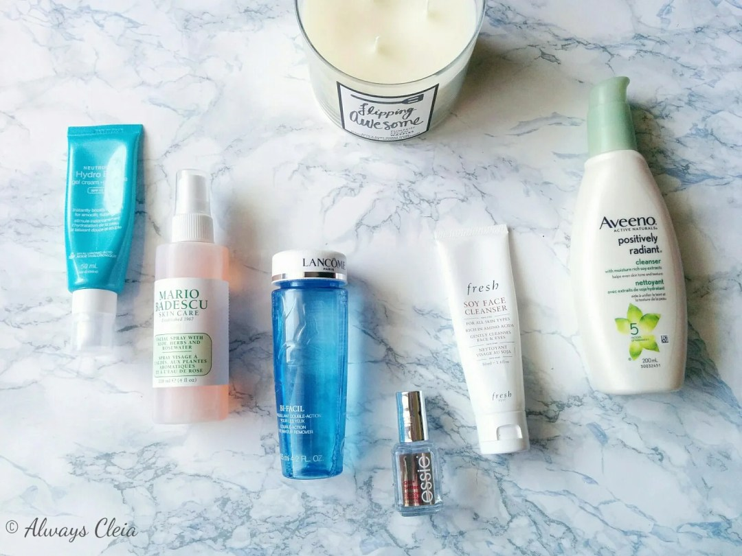 Collective Beauty Haul - Drugstore & High End