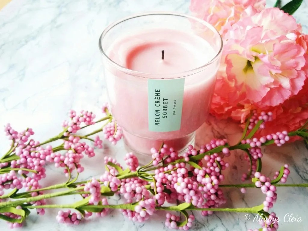 Top 5 Candles For Spring: Illume Melon Crème Sorbet