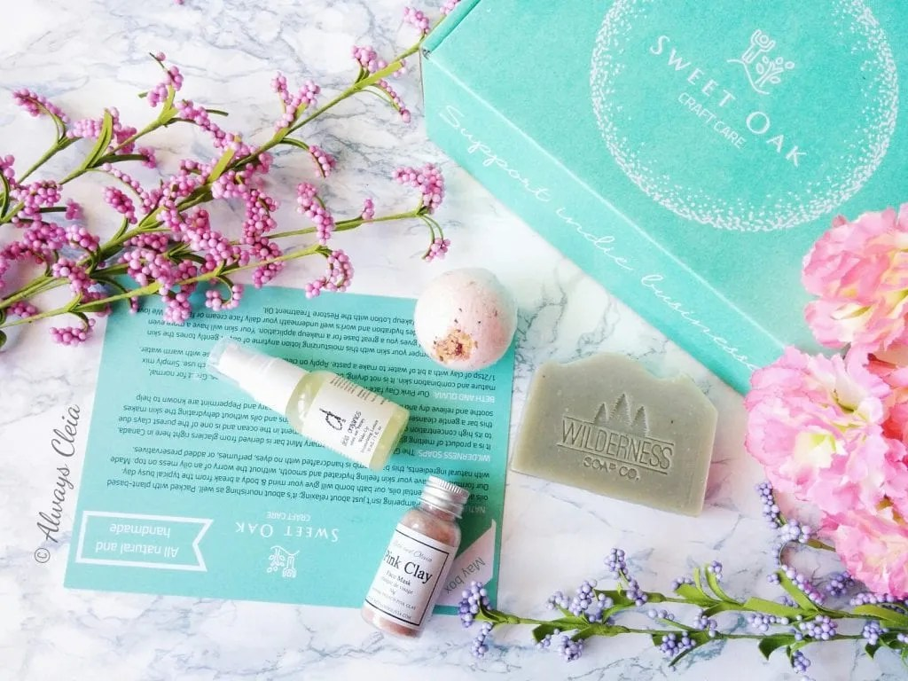 Sweet Oak Care Subscription Box Review