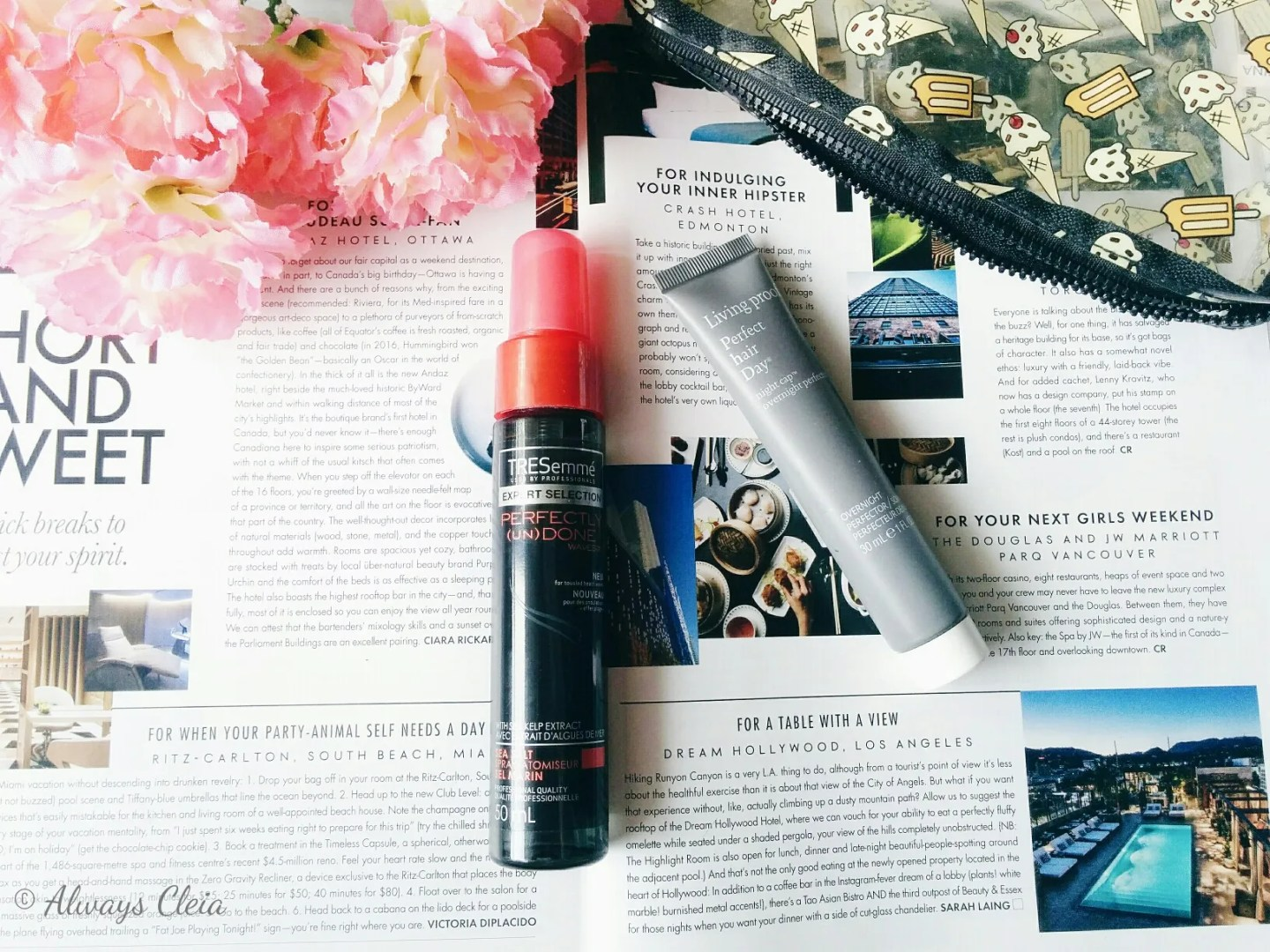 Travel Haircare | Styling Products