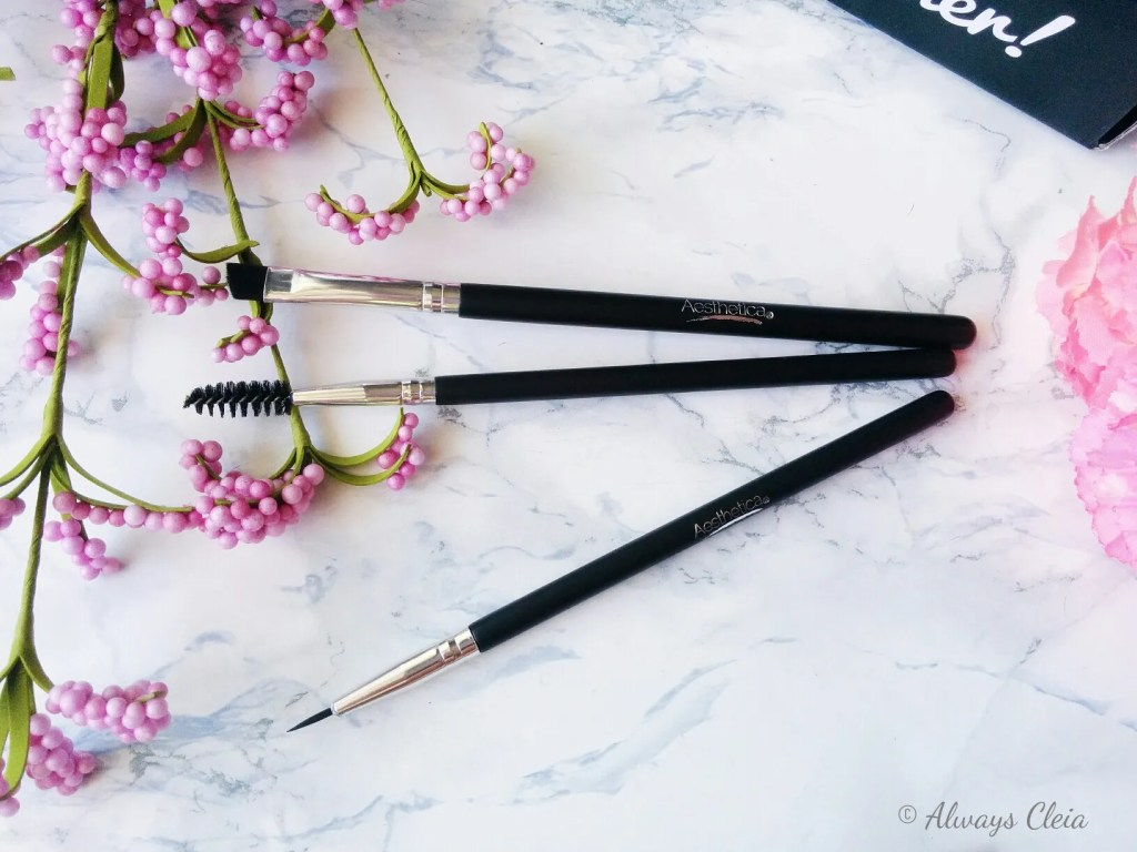 Aesthetica Brush Trio