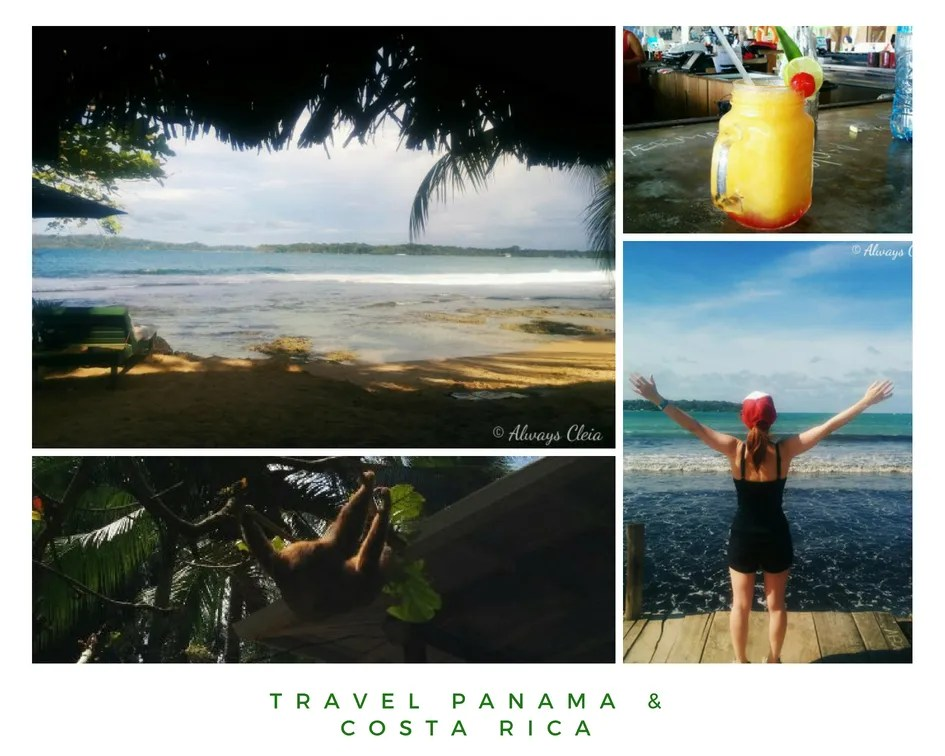 My Panama & Costa Rica Vacation