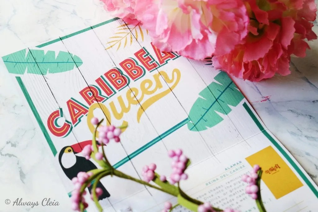 June Boxycharm Caribbean Queen Unboxing