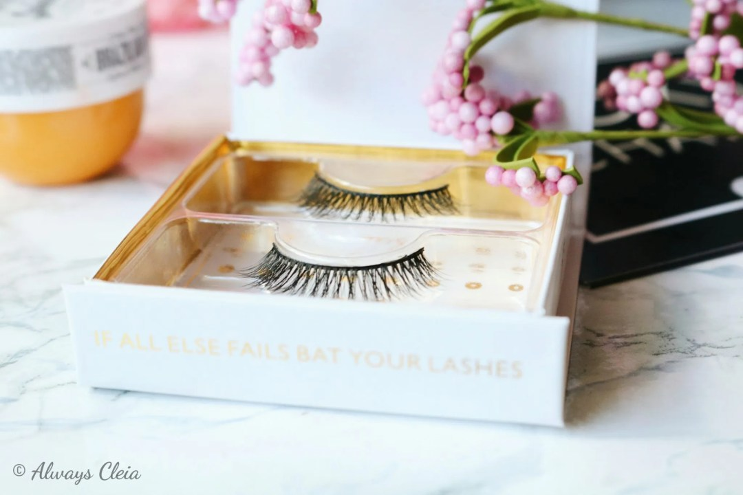 Battington Monroe Lashes | June Boxycharm
