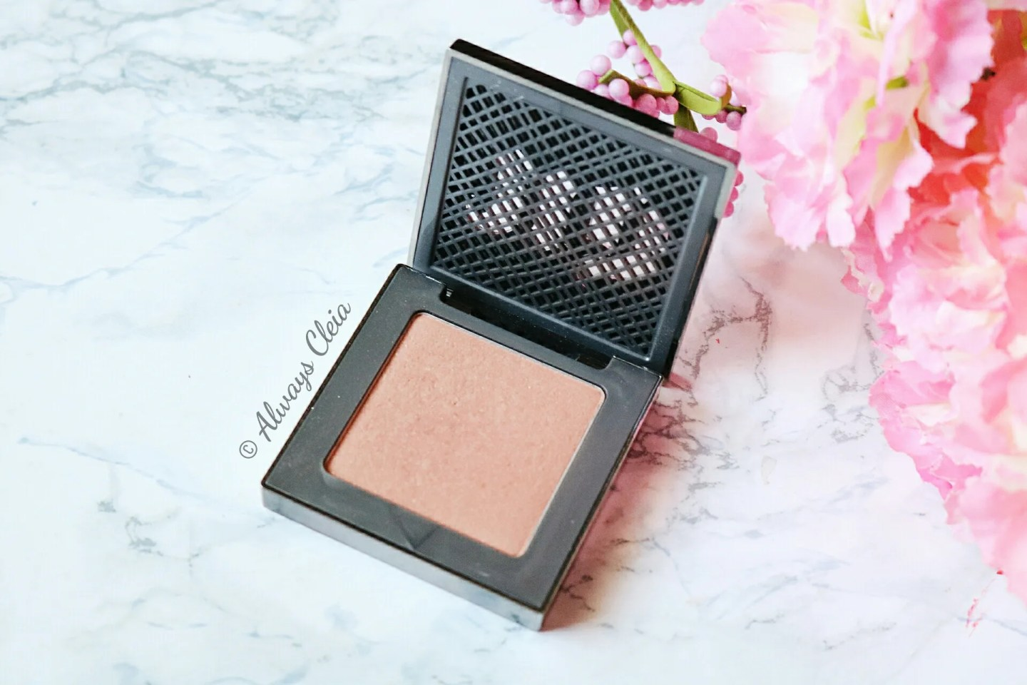 Urban Decay Afterglow Blush | If I Could Only Keep One Makeup Tag