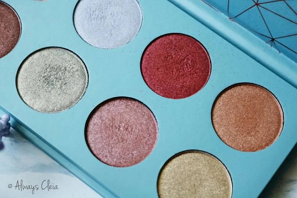 ColourPop Semi-Precious Palette Review | Fallout