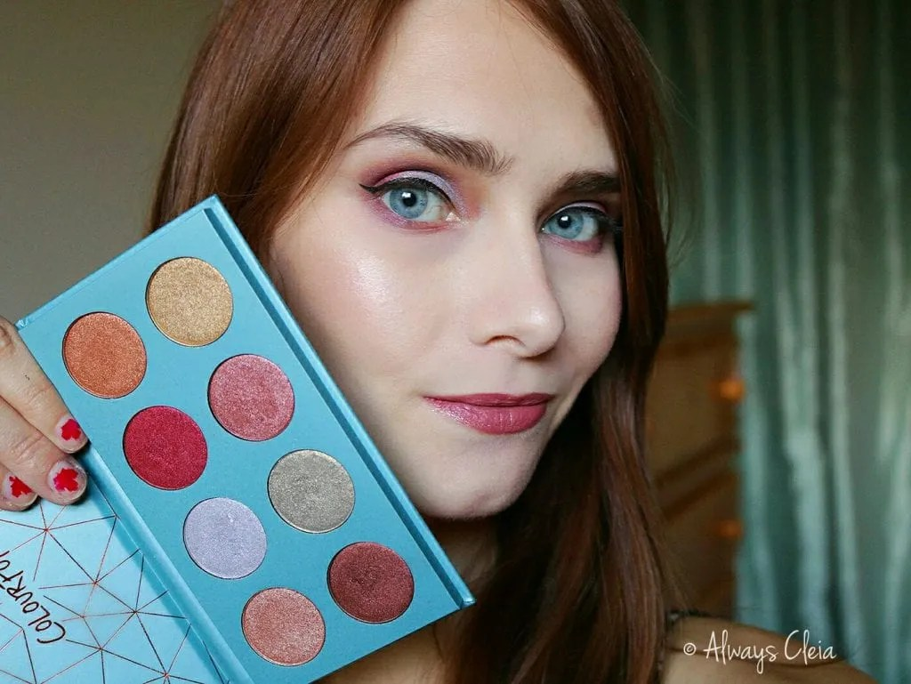 ColourPop Semi Precious Palette Eyeshadow Looks | The Force Awakens