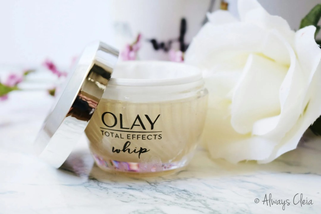 Olay Total Effects Whip Moisturizer Review