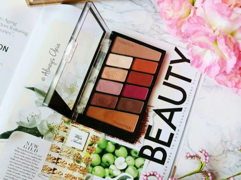 Wet N Wild Rosé In The Air Palette Review