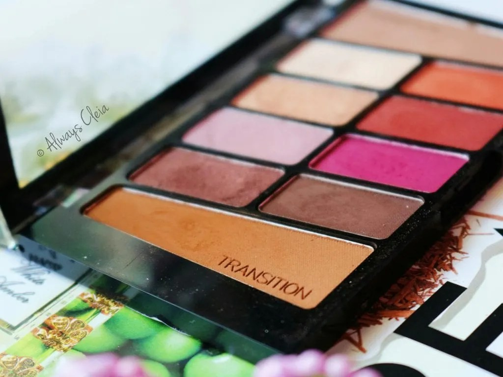 Wet N Wild Rosé In The Air Colour Icon Palette Review
