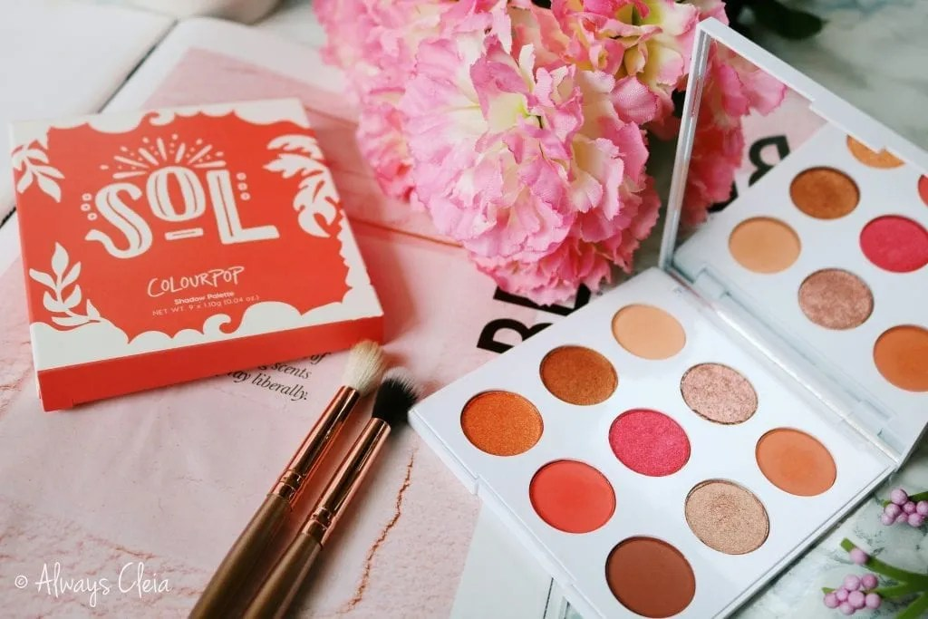 Sol Palette Review
