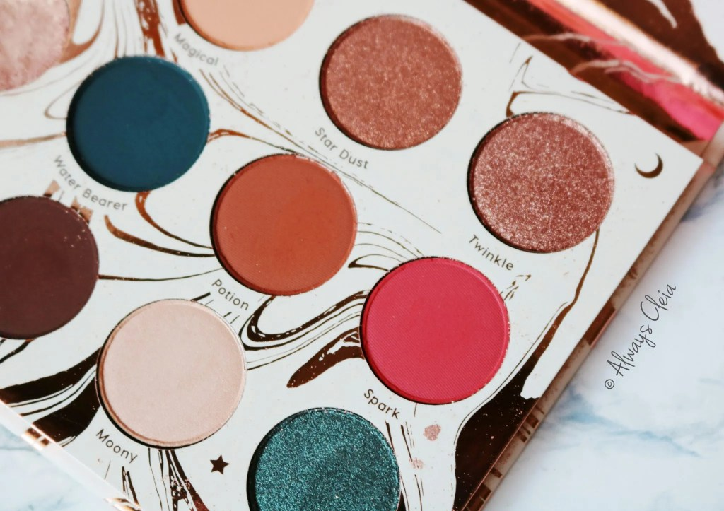 Dream St. Eyeshadow Palette Review