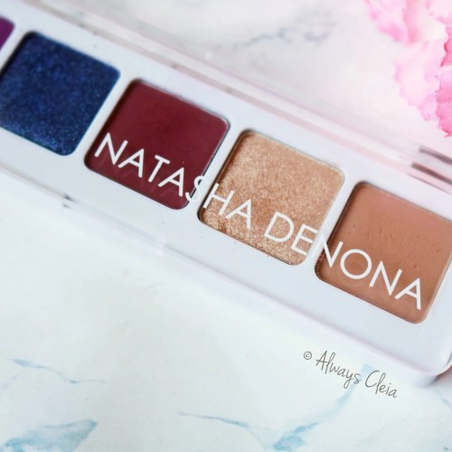 Natasha Denona Mini Lila Palette Review