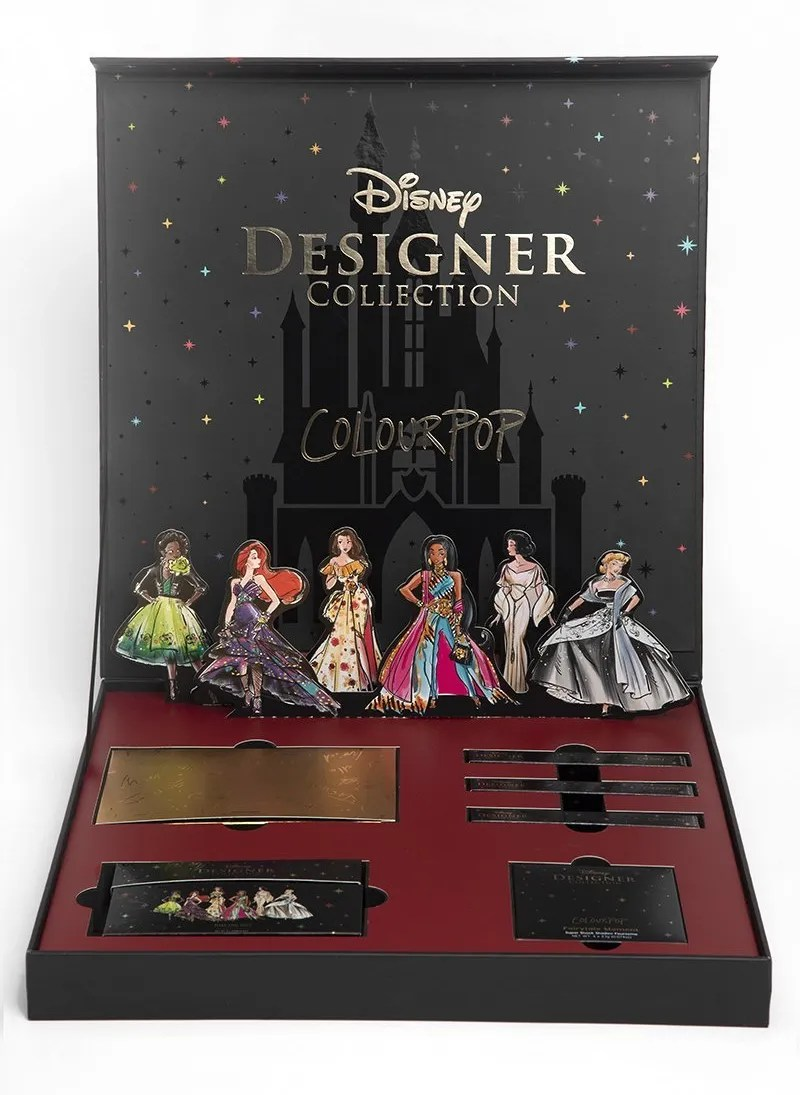 ColourPop Disney Designer Collection PR Box