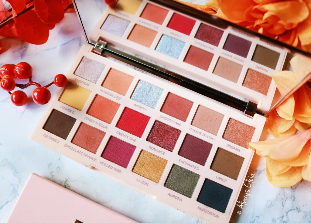 Soph Extra Spice Palette Review