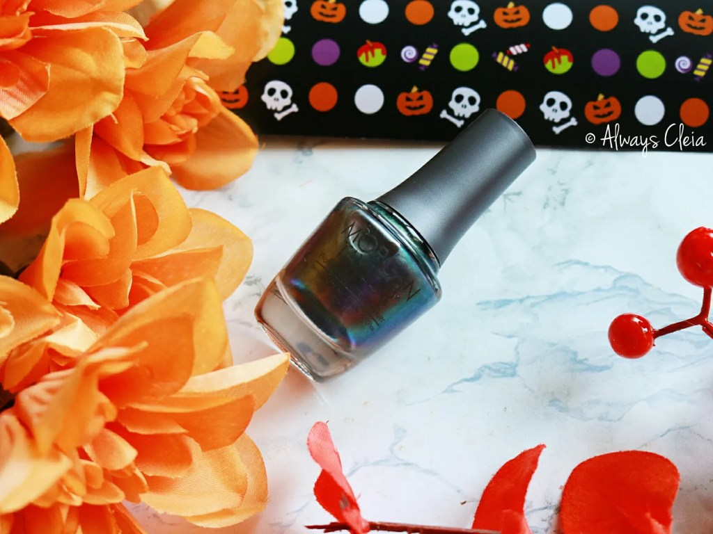 Morgan Taylor Little Misfits Nail Polish Topbox Just Treats Limited Edition Box