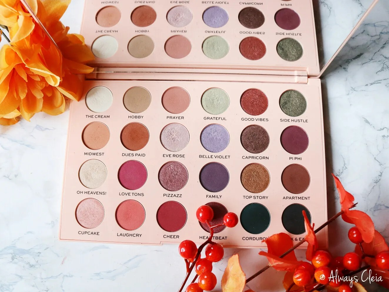 Makeup Revolution Emily The Wants Palette Review
