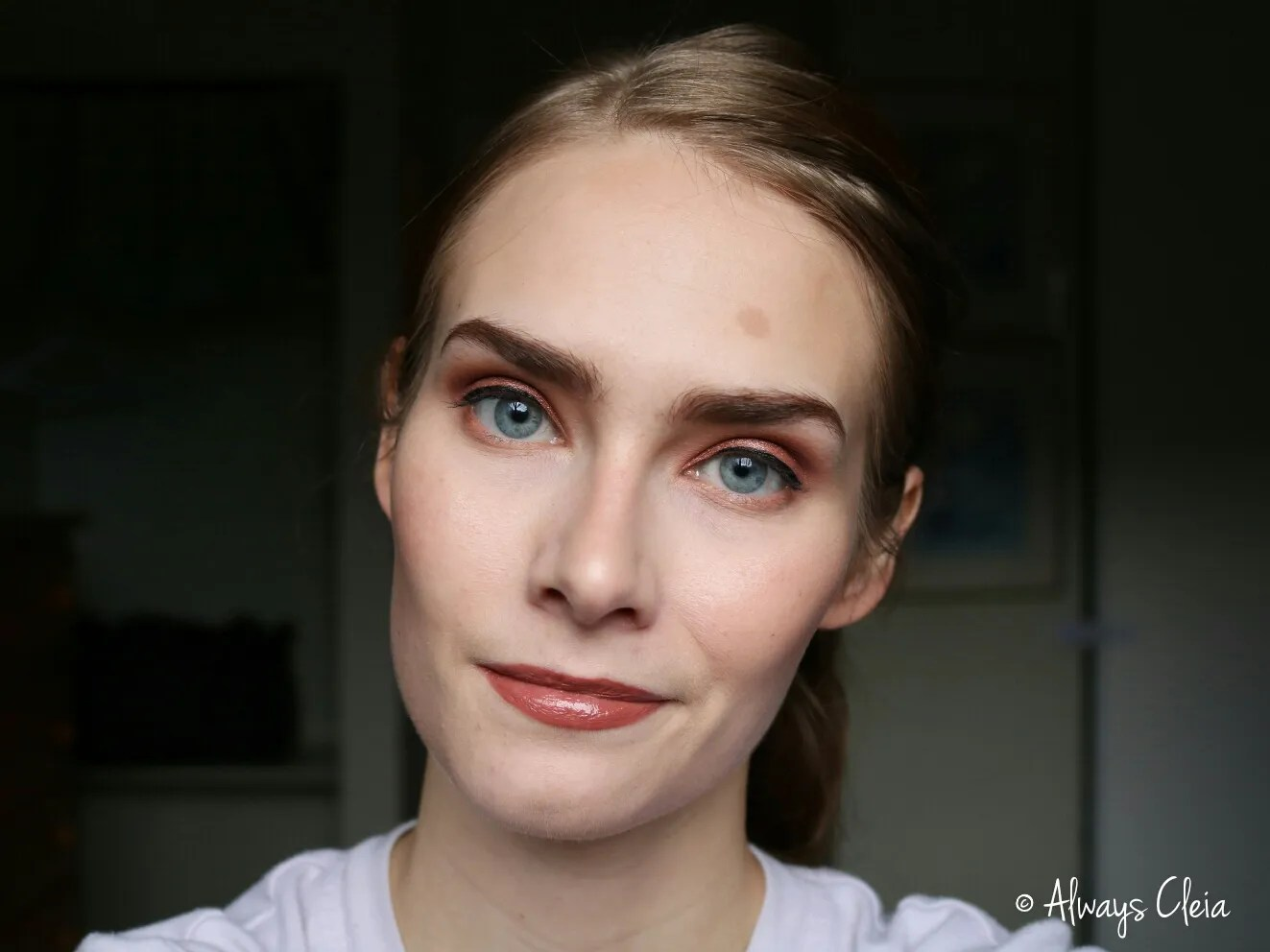 it cosmetics CC+ Cream Makeup Look