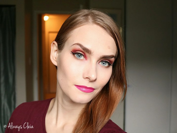 Soph Extra Spice Palette Makeup Looks
