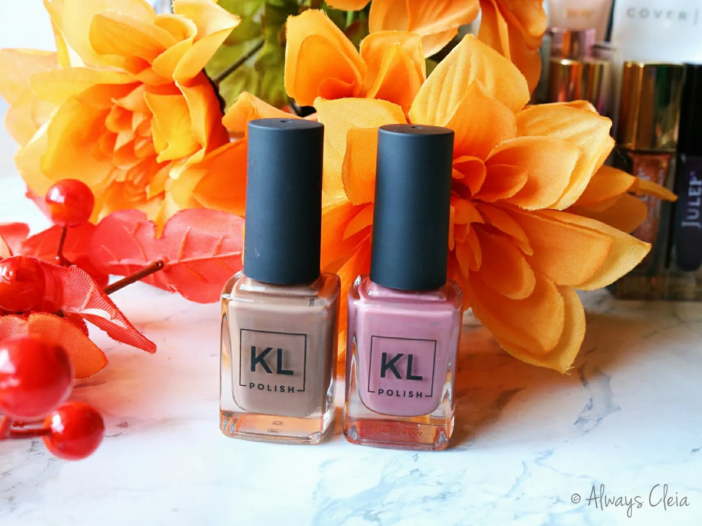 KL Polish in Point Zero & November