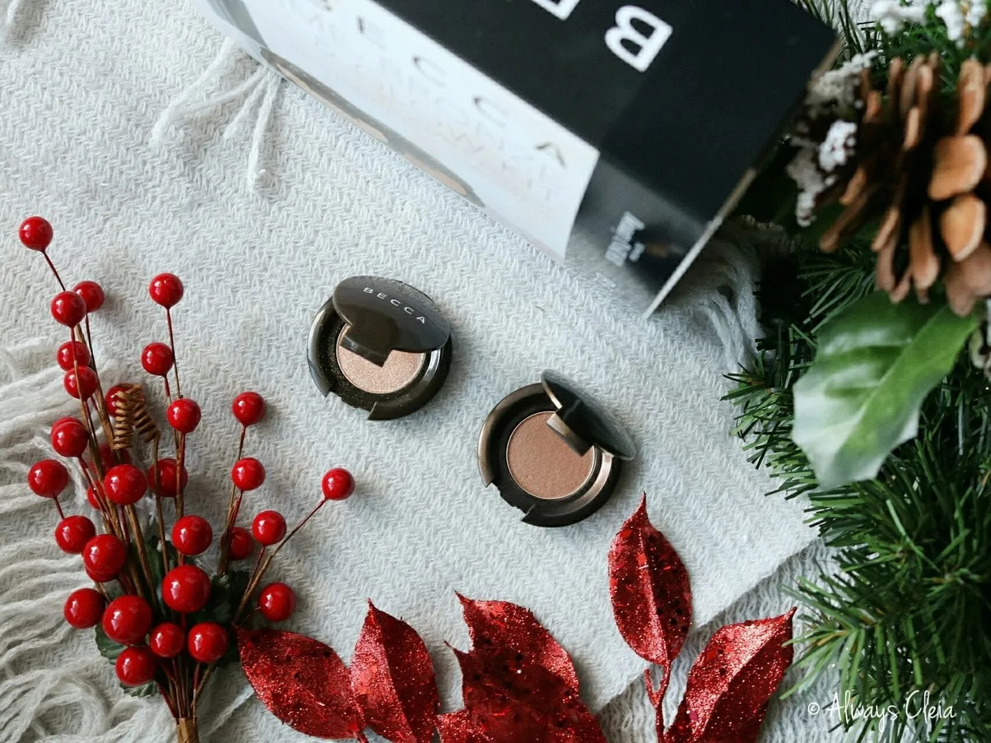 Becca Cosmetics Highlighter & Bronzer