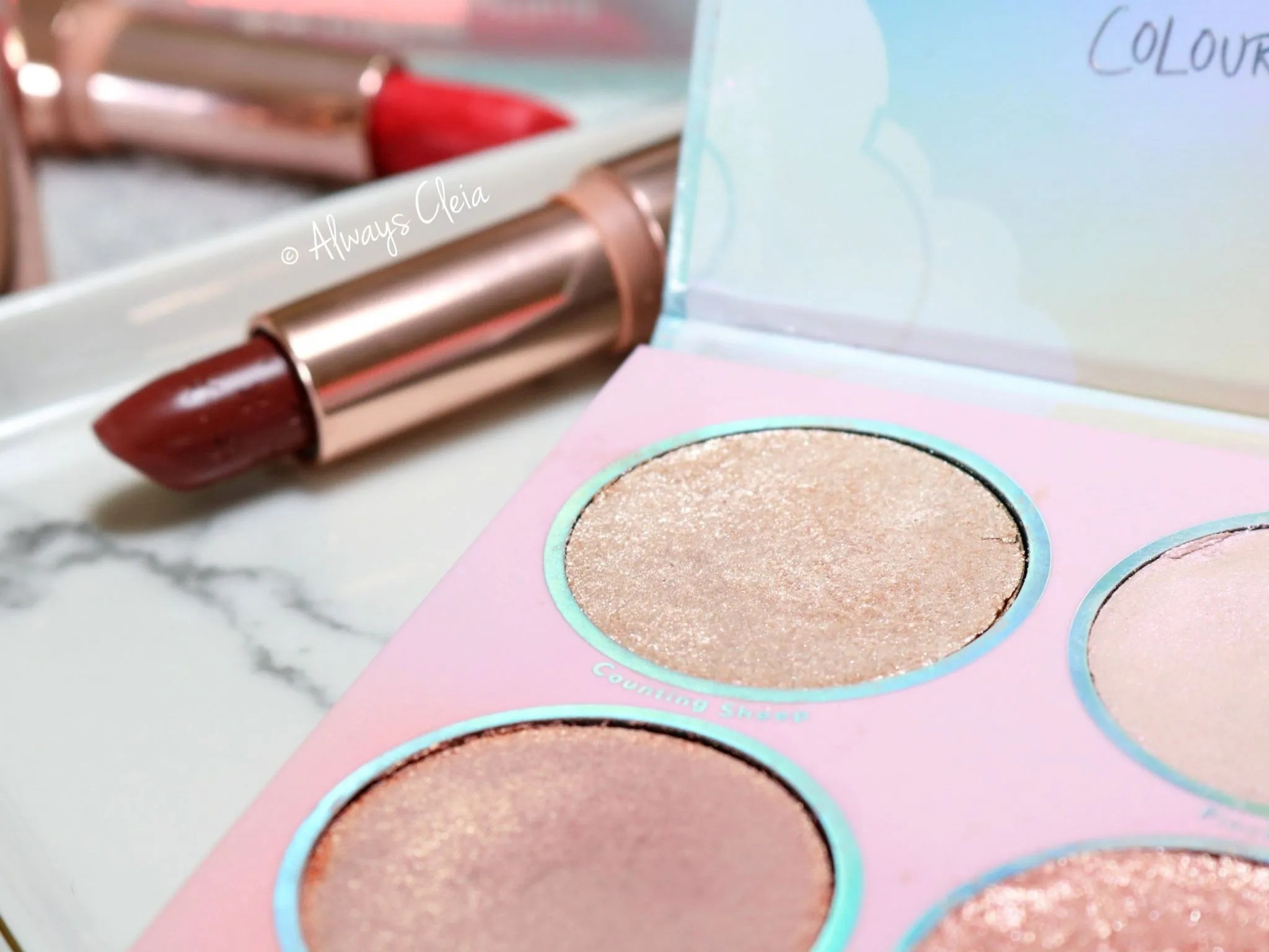 Dream Sequence Palette Counting Sheep Super Shock Shadow