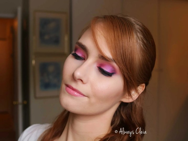 Fairy Pink Makeup Look