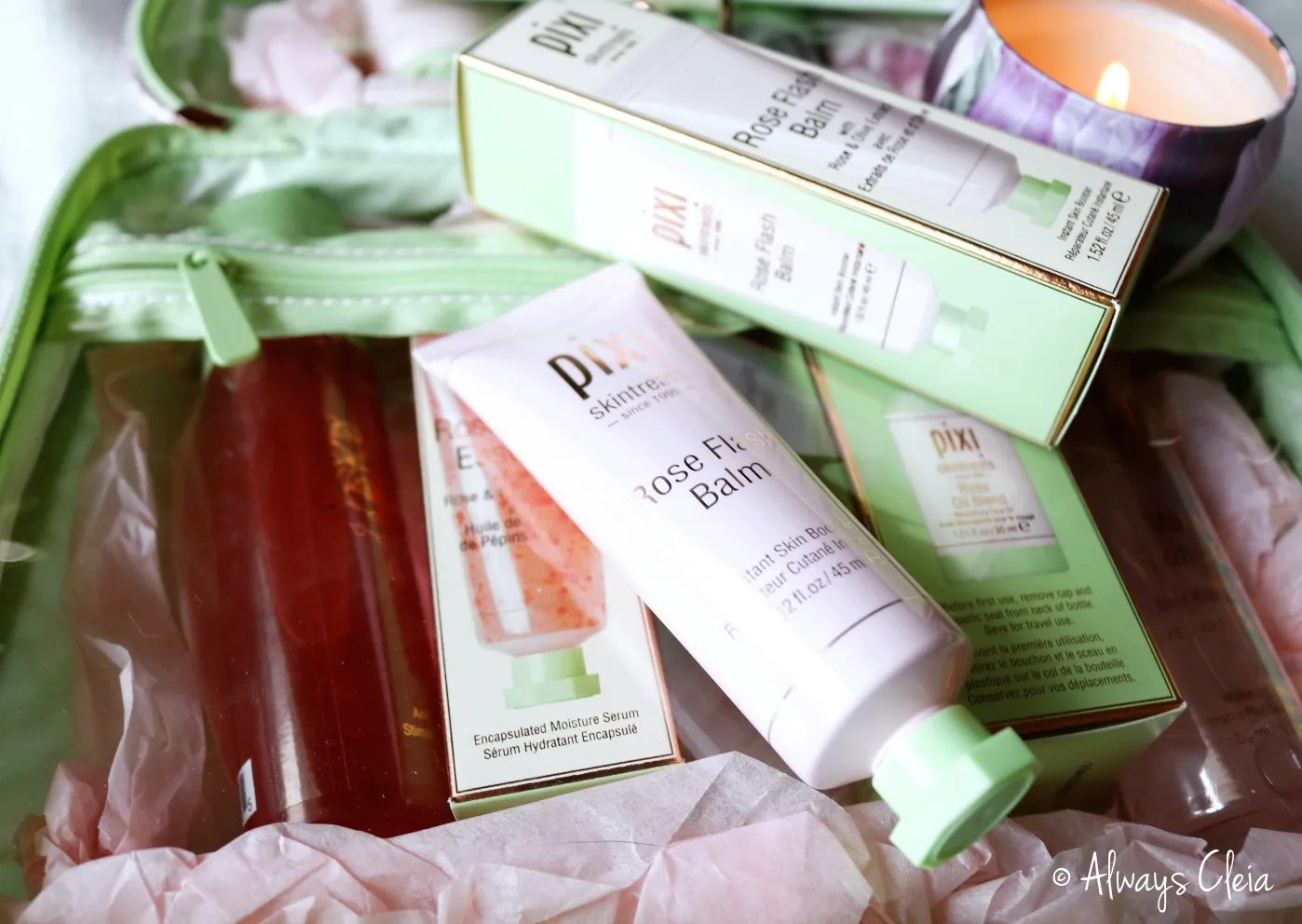 Pixi Beauty Rose Flash Balm