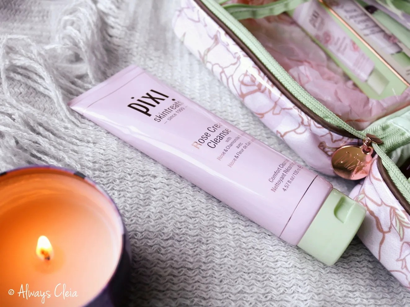 Pixi by Petra Rose Cream Cleanser
