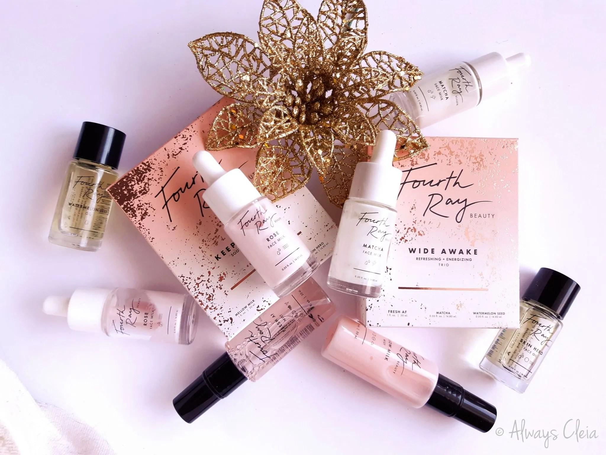 Fourth Ray Beauty Review