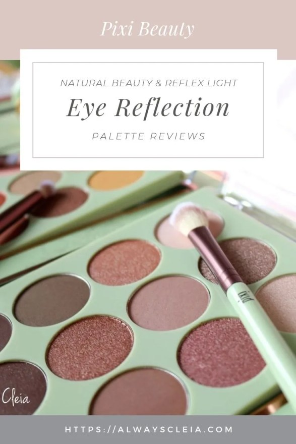 Pixi Eye Reflection Palette Reviews