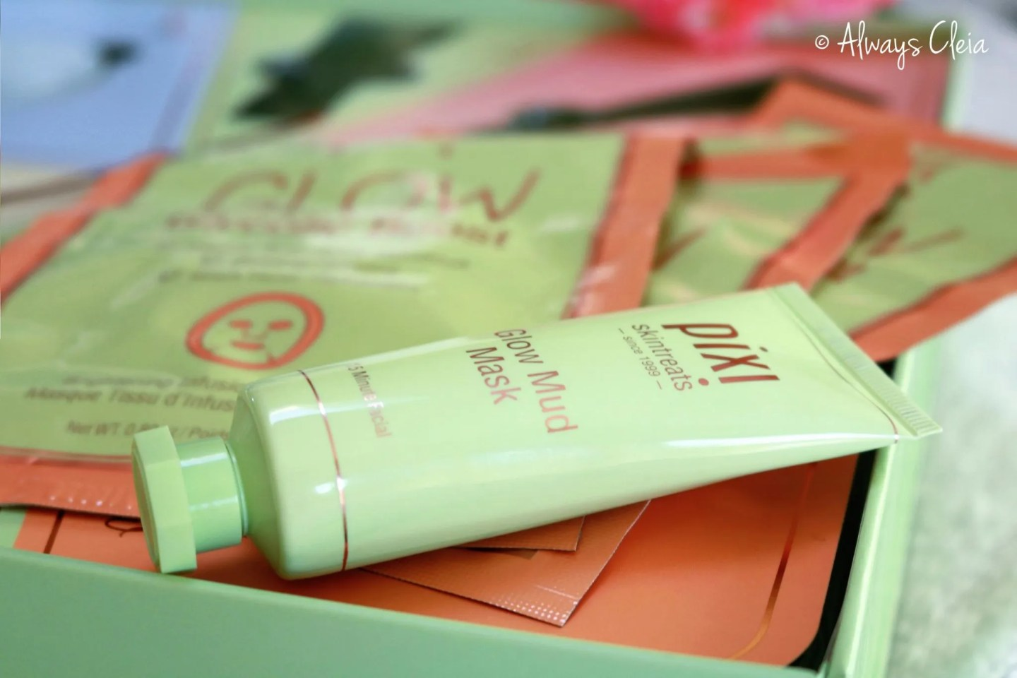 Pixi Beauty Glow Mud Mask Review