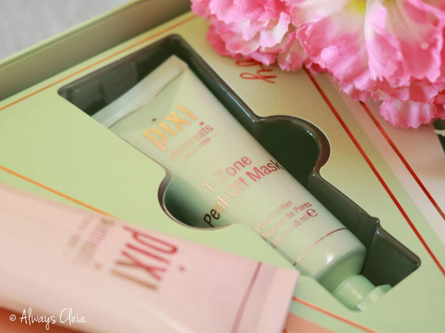 Pixi by Petra T Zone Mask Review