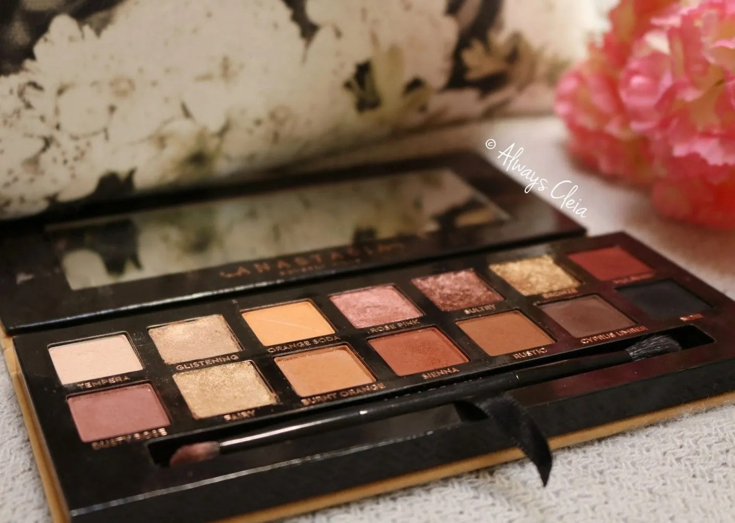 ABH Soft Glam | Pan that Palette