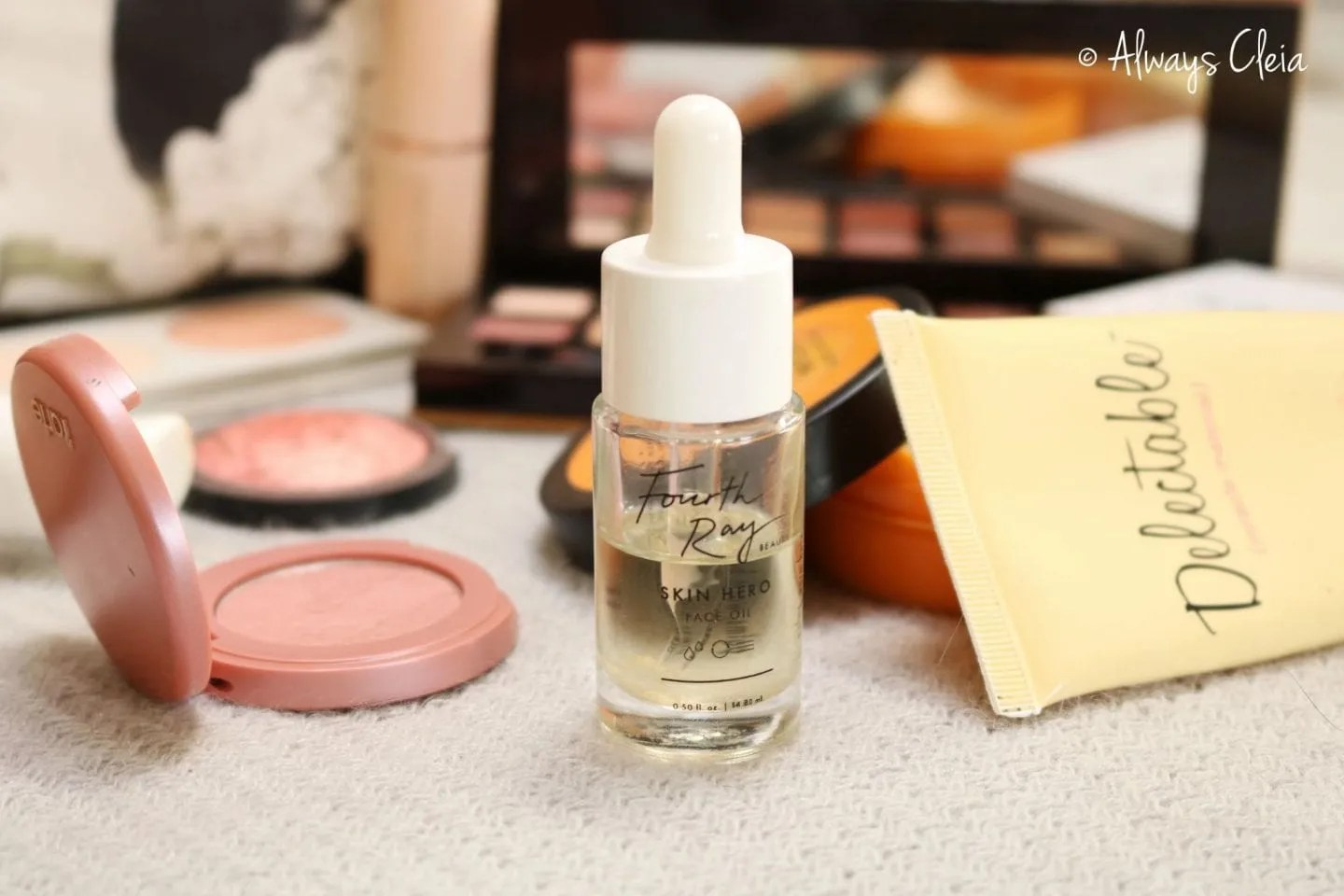 Fourth Ray Beauty Skin Hero Oil