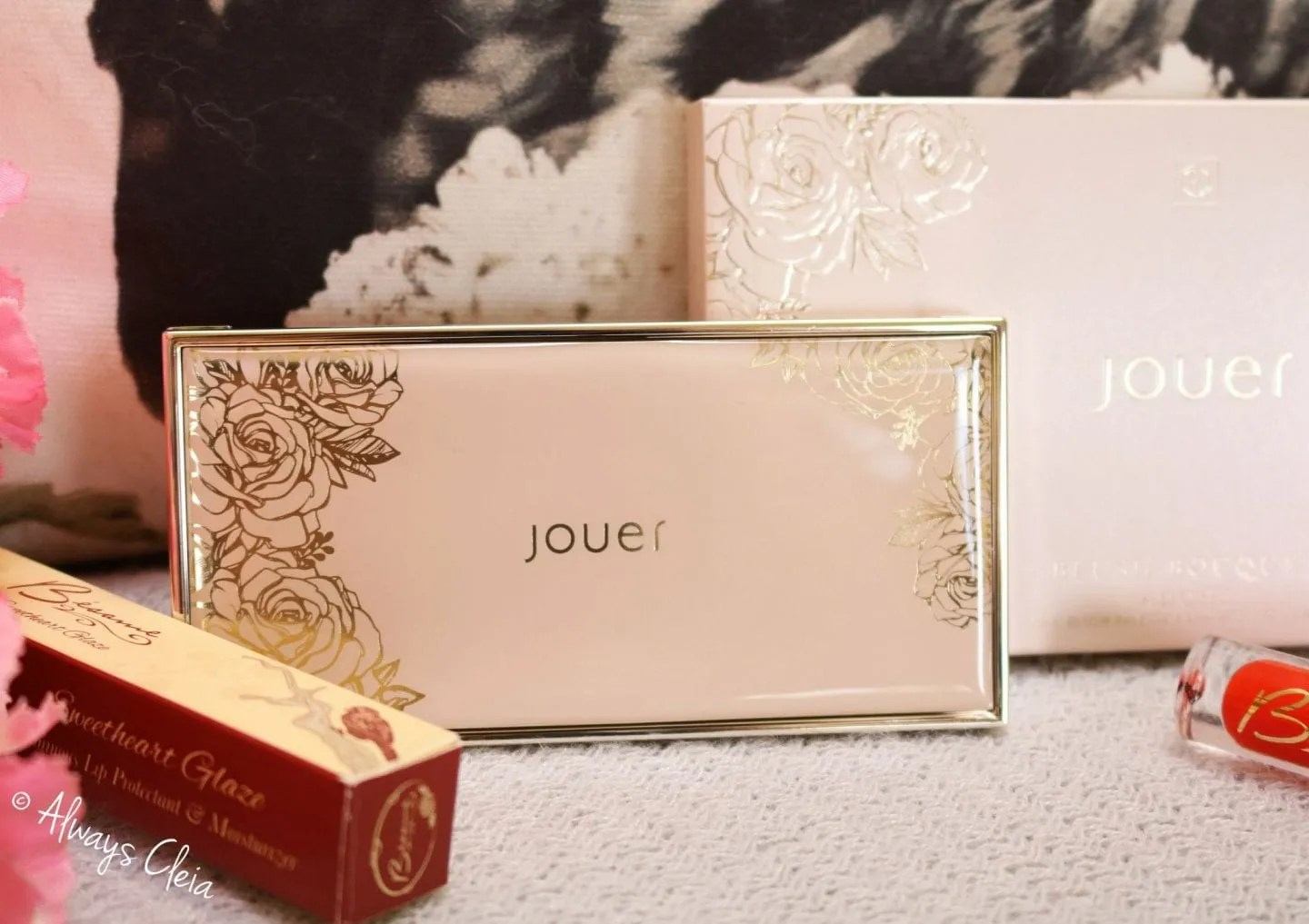 Jouer Blush Bouquet Blush Duo Packaging