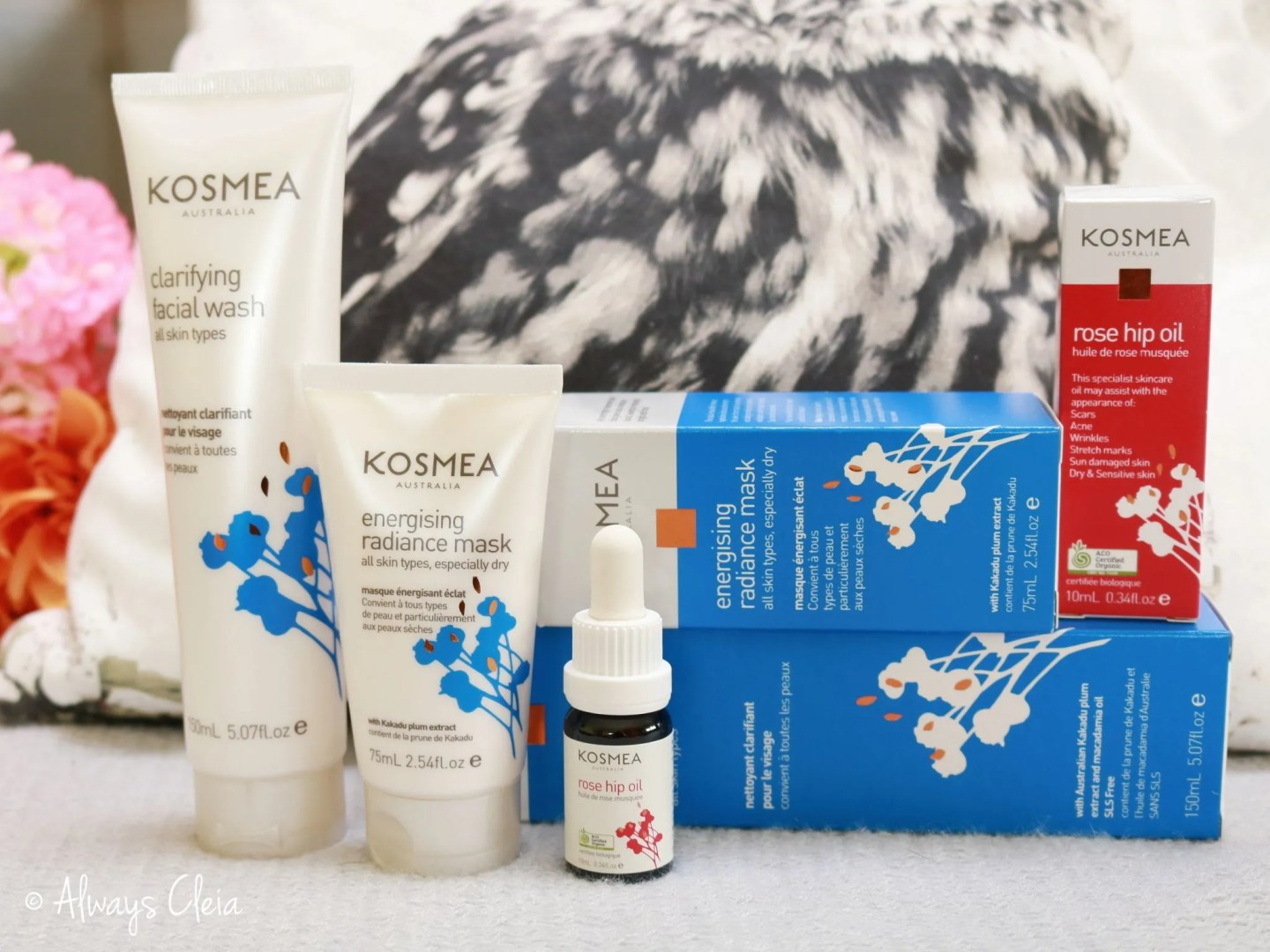 Trying Australian Skincare with Abundance Naturally | Kosmea & Thursday Plantation