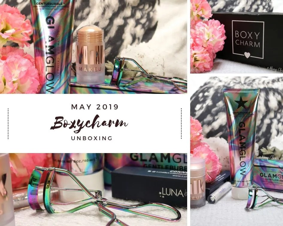 May Boxycharm Unboxing 2019