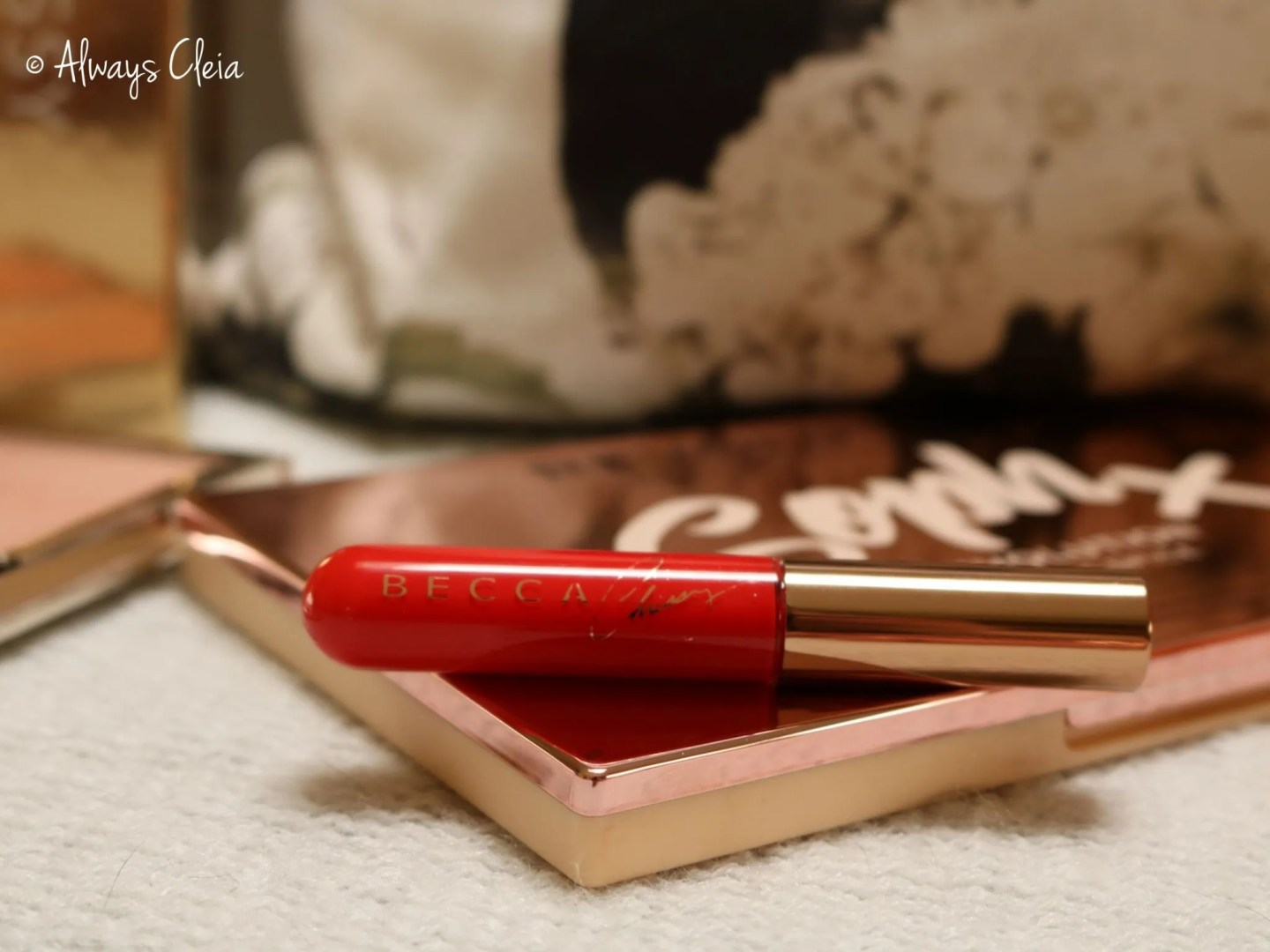 Glow Lip Gloss in Candy Cane | Chrissy Teigan Lip Icing