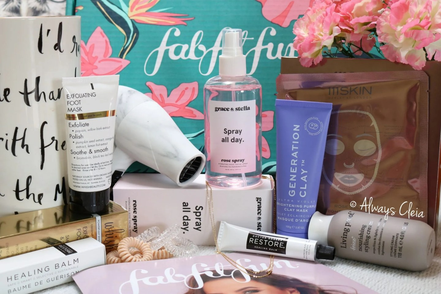 FabFitFun Summer Box Review 2019