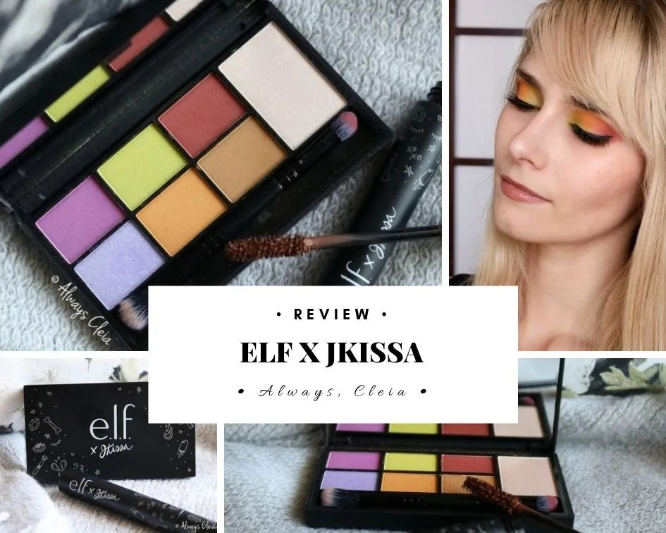 elf x jkissa eyeshadow palette review