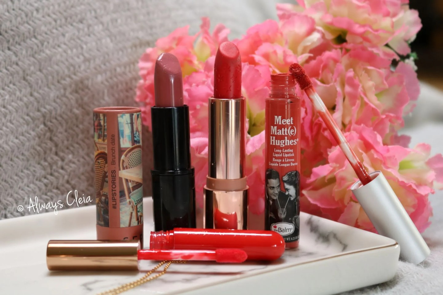 Amazing Lipsticks for Summer