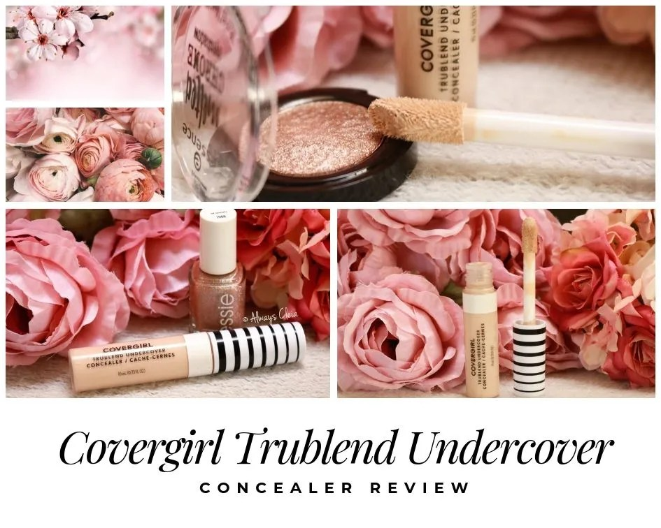 Covergirl Trublend Undercover Concealer Review