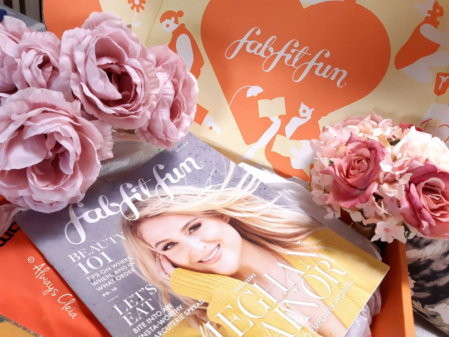 FabFitFun Fall Box + Megan Trainor