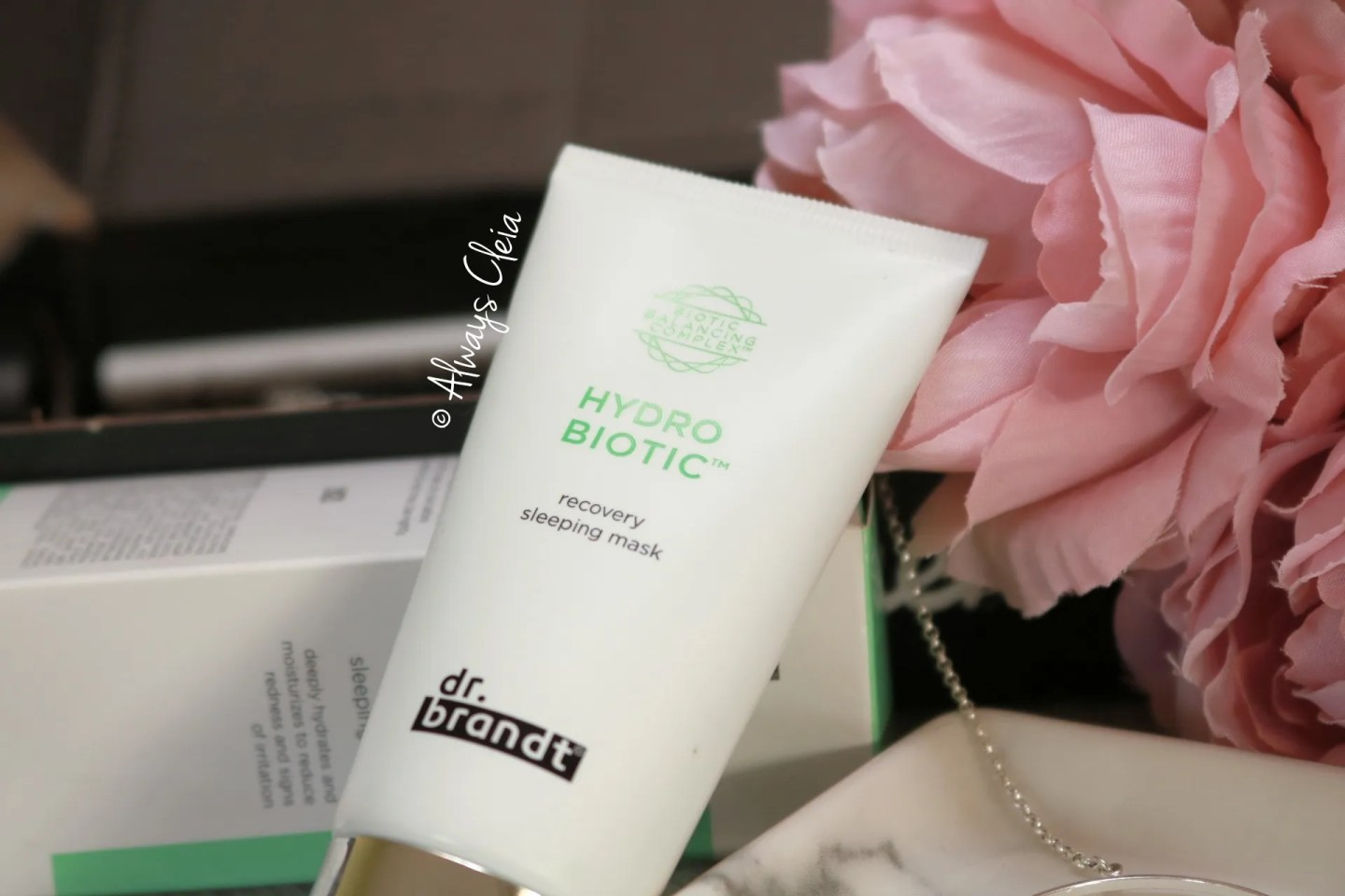 Dr Brandt Hydro Biotic Sleeping Mask