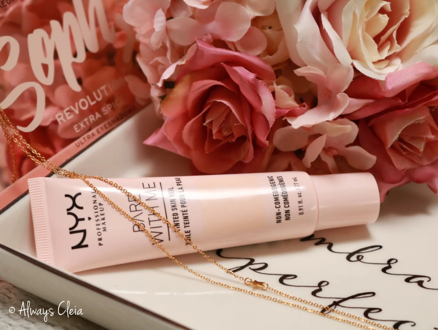 NYX Bare With Me Review