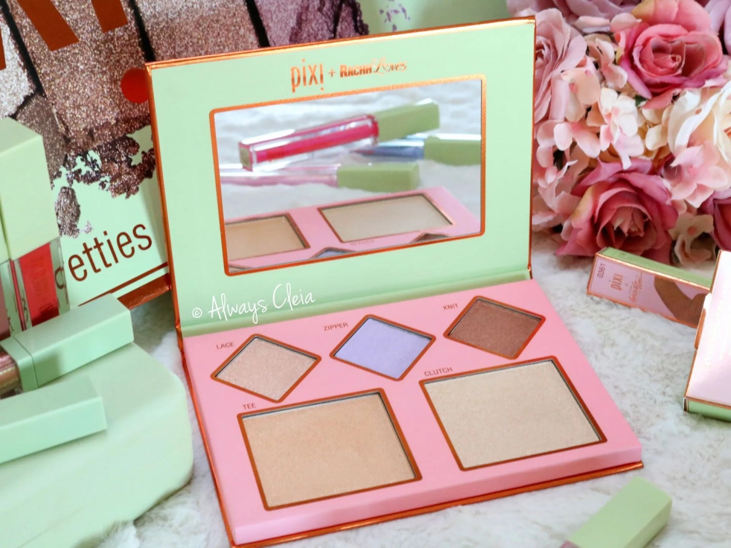 Rachh Loves The Layers Palette Pixi Beauty