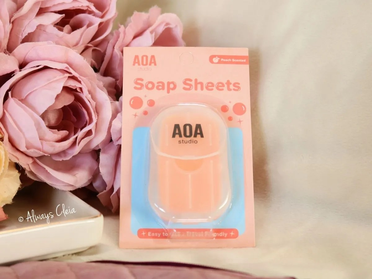 Shop Miss A Soap Sheets